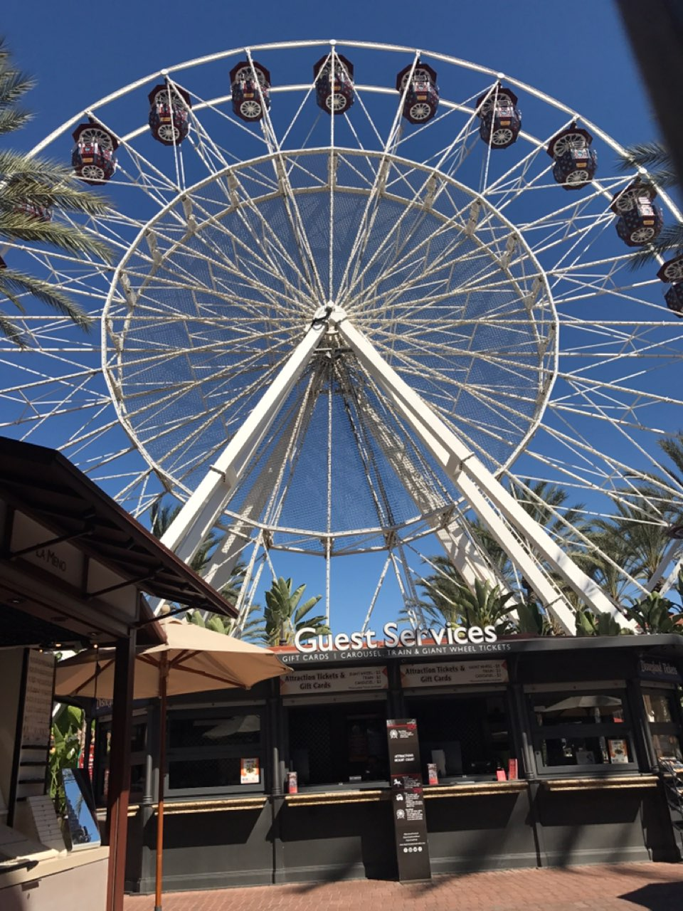 Irvine Spectrum Ferris Wheel 101 Spectrum Center Dr Image